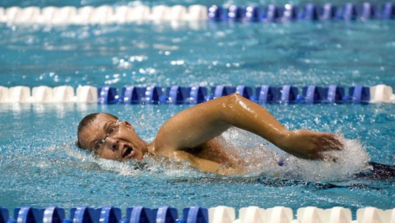 המורה לשחיה